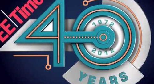 EET 40th Anniversary Logo Animation