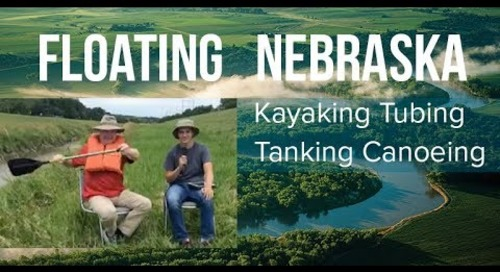How-to Float Nebraska's Waters: Q&A with Greg Wagner
