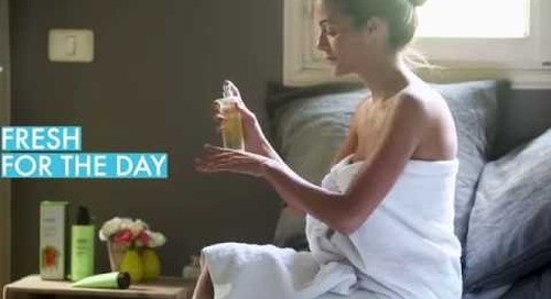 Mineral Moments: How To Get Fresh For The Day