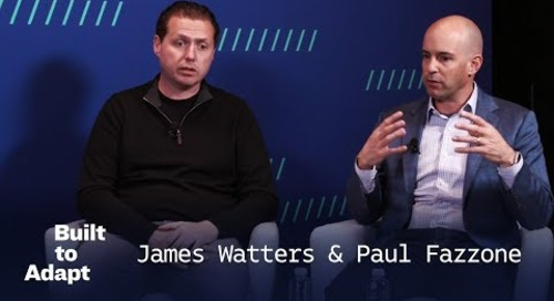 Paul Fazzone, VMWare & James Watters, Pivotal | Getting Kubernetes to Production