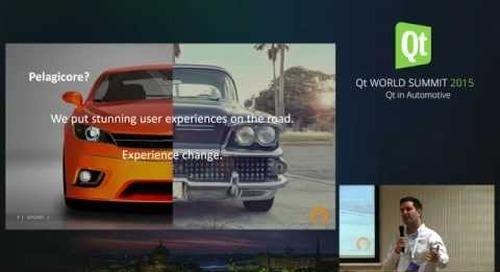 Revolutionizing Automotive with Qt, Johan Thelin, Pelagicore