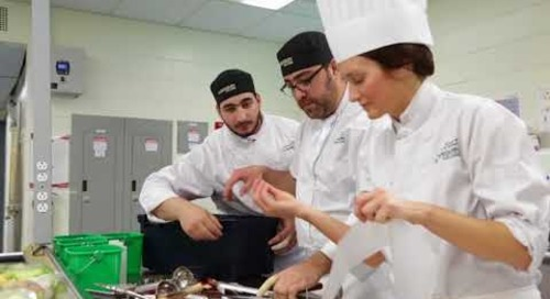 CiCan Evidence Video: Program Excellence (Culinary and Job Skills for New Canadians)