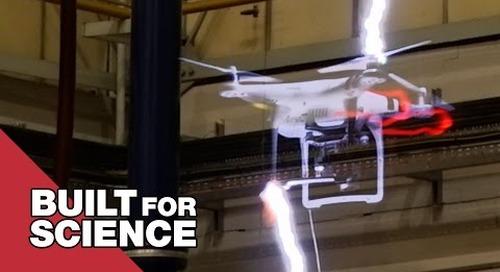 Drones vs Lightning ⚡