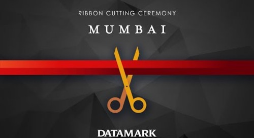 DATAMARK Mumbai Ribbon Cutting Ceremony