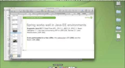 Joint IntelliJ Webinar: Spring Framework for IntelliJ IDEA13