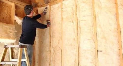 Vos murs peuvent être la réponse à la réduction de chauffage et de refroidissement factures