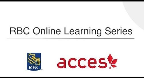 RBC Online Learning Series: Volunteering