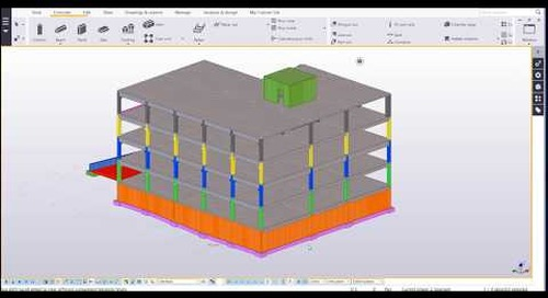 Tekla Structures Filters for Concrete 1