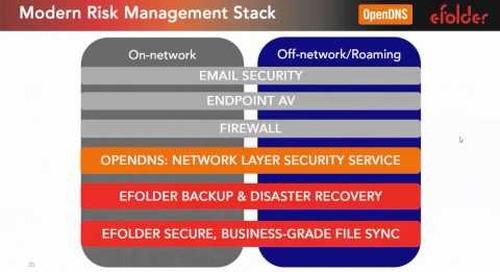 How We Minimized Risk: An eFolder and Cisco Umbrella for MSPs Partner Testimonial