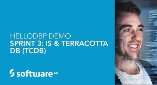 Hello DBP – Sprint 3 – IS and Terracotta DB