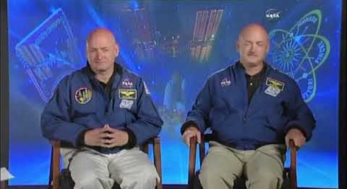 KPTV Health watch 4/11/19 NASA Twin Study Cancer Research