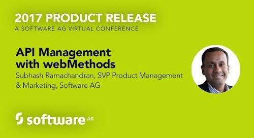 API Management with webMethods
