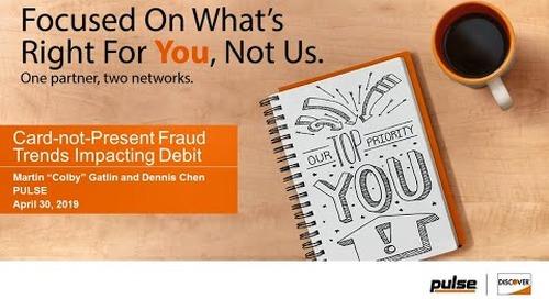 Card Not Present Fraud Trends Impacting Debit