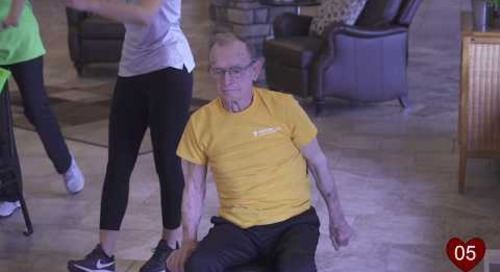 Day 1 | Strong for Life Exercise Program