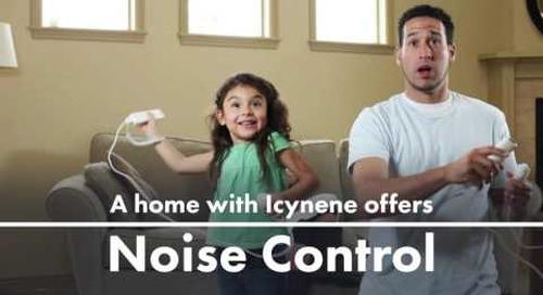 Icynene Spray Foam Insulation http://www.icynene.com