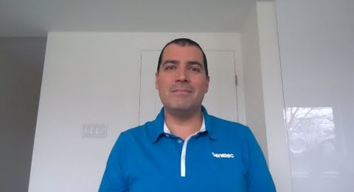 Genetec Connect'DX – Invitation to product roadmap session with Christian Morin