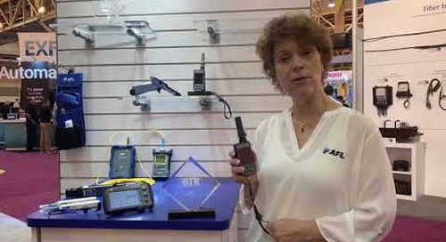 Come chat with Barbara at SCTE Cable-Tec about FOCIS Lightning