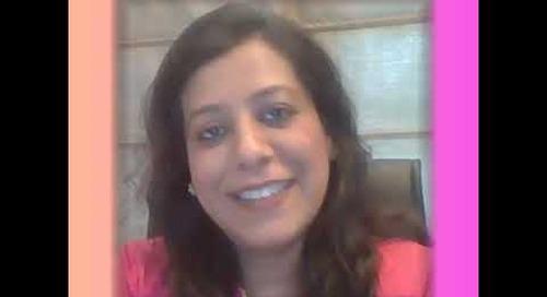 #SuperBankingWoman Natasha from India