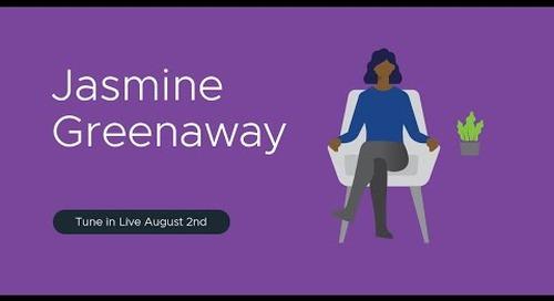 Tanzu TV - Between Chair and Keyboard - The one with Jasmine Greenaway