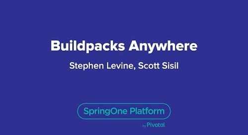 Buildpacks Anywhere