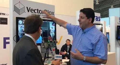 VectorBlox at Embedded World 2018