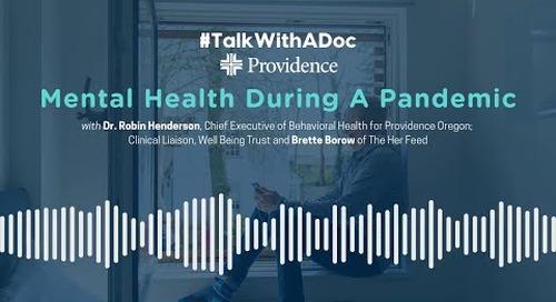 TWAD - Mental Health During a Pandemic