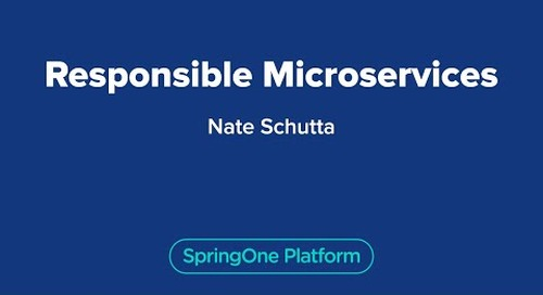 Responsible Microservices