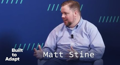 Matt Stine, Pivotal | The Patterns of App Replatforming