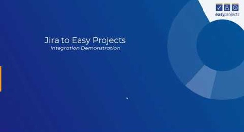 Easy Projects and Jira Integration