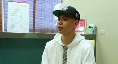 UNO Profiles: JJ Cruz from Talent Box Dance Studio