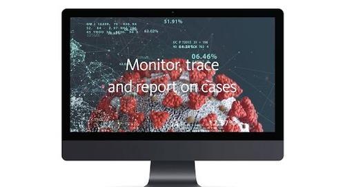 Maven® COVID-19 Disease Surveillance and Outbreak Management