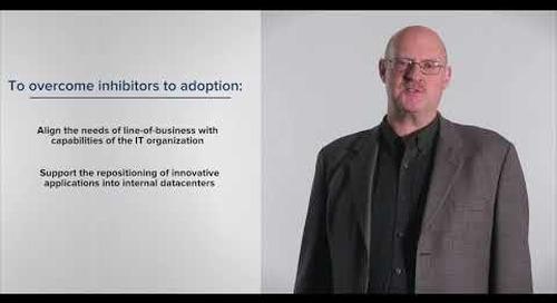 IDC Hybrid Cloud Analyst Rick Villars on Cloud Driven Digital Transformation