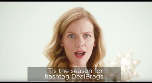 #DealBrag | How to Save Money on Holiday Shopping Like Brooklyn Decker