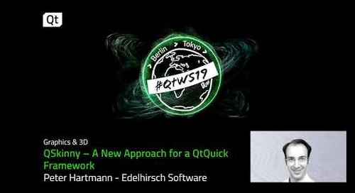 QSkinny - A new QtQuick framework focusing on vector graphics and dynamic theming
