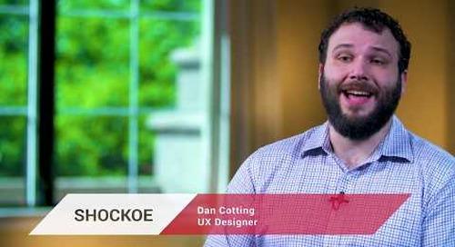 Interview of Dan Cotting, Shockoe, US