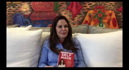 Nely Galán On Always Saving Money