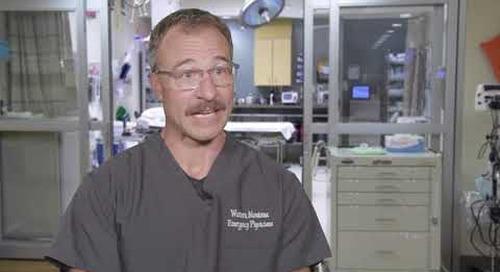 Saint Patrick Hospital - HealthBreak - COVID Triage in the ED