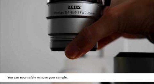ZEISS Smartzoom 5: Integrated Emergency Stop