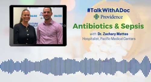 #TalkWithADoc: Antibiotics and Sepsis