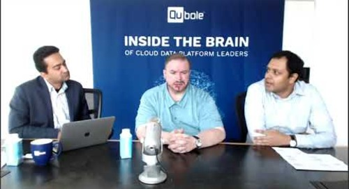 Inside the Brain of Cloud Data Platform Leaders: Ep. 1: Addressing GDPR & CCPA