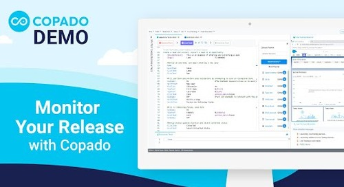 Monitor Your Release with Copado