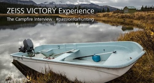 ZEISS VICTORY EXPERIENCE - Campfire Interview with David C. Pedersen