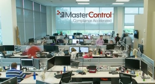 Who is MasterControl?