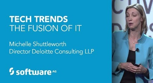 Deloitte Consulting Managing Director, Michelle Shuttleworth, reviews technology trends