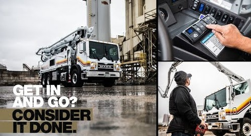 Mack TerraPro with mDRIVE HD   Consider It Done