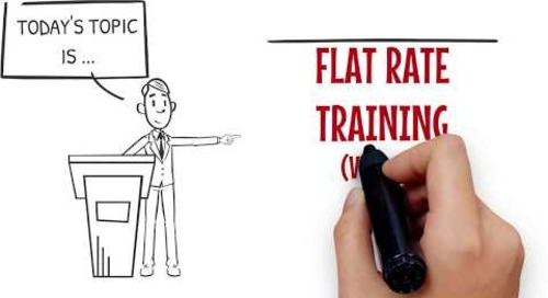 Flat Rate Training Video 3