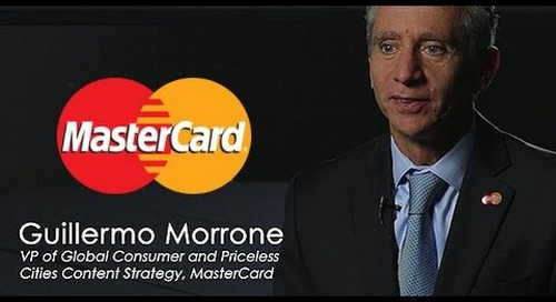 [Case Study] MasterCard Global Content Marketing