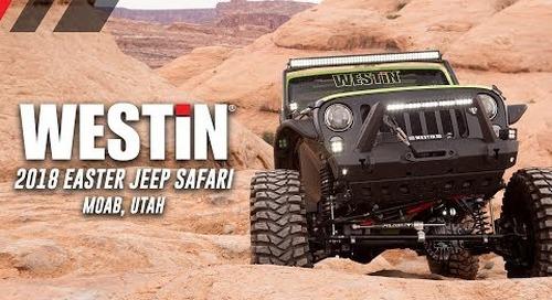 2018 Easter Jeep Safari
