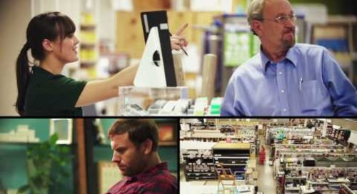Smart Retail: Indoor Positioning Systems for Store Associates