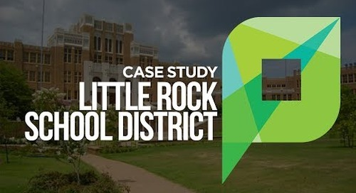 Case Study: PaperCut MF implementation at Little Rock School District
